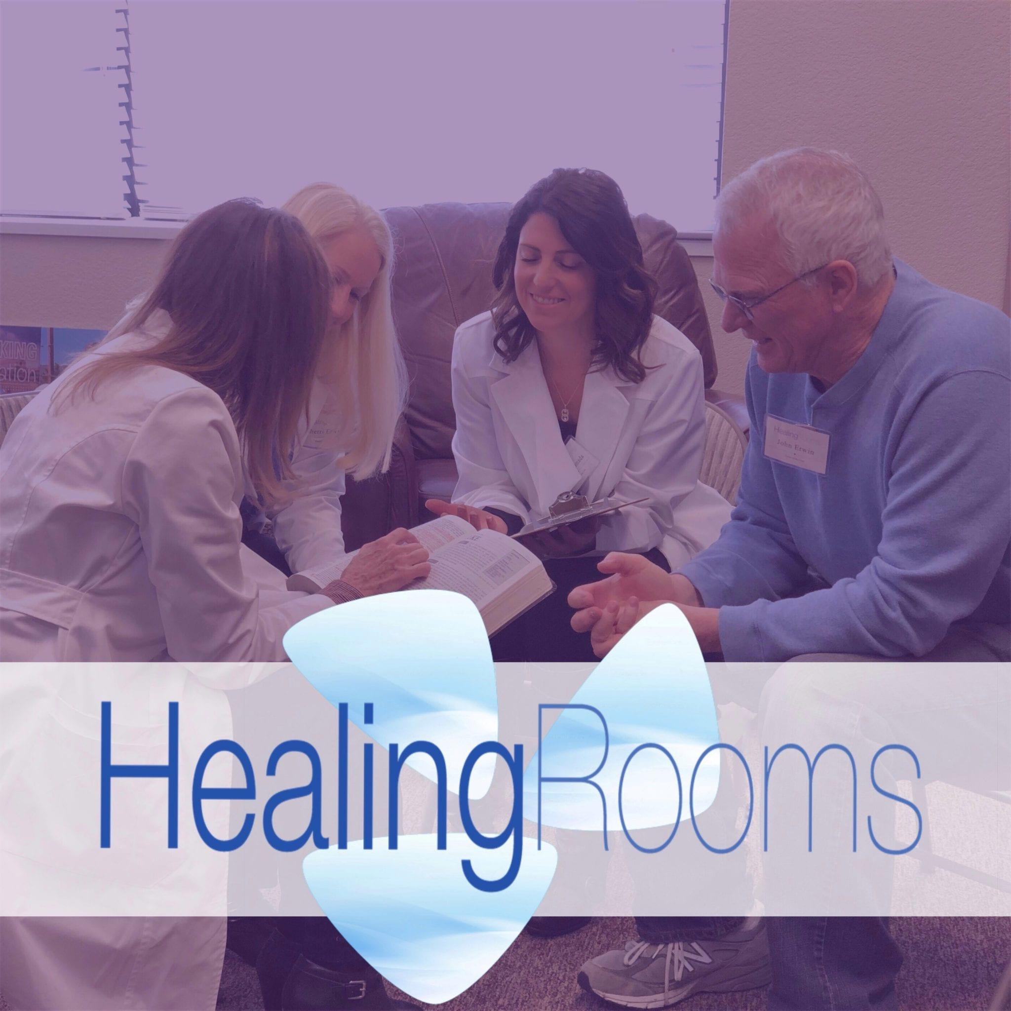 Healing Rooms – Free Walk-In Prayer Clinic – Horizon Church